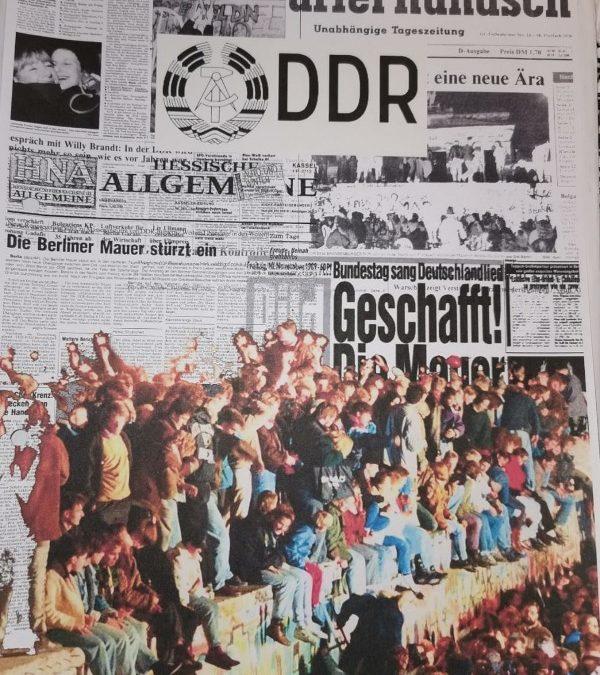 Epoche Geschichte Klasse 11 – Thema: Wiedervereinigung